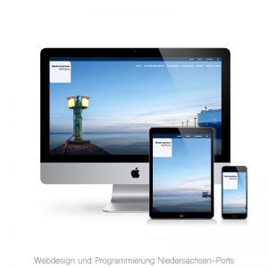 noosstudio Webdesign für NPorts